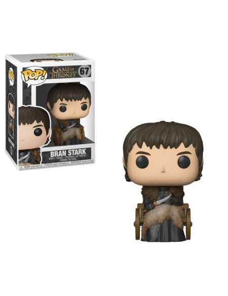 Figurine Pop! Bran - Game of Thrones