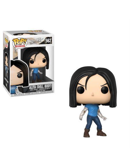 Figurine Pop! Alita Doll Body Alita: Battle Angel