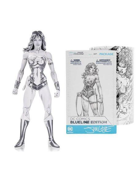 Figurine Wonder Woman par Jim Lee DC Blueline