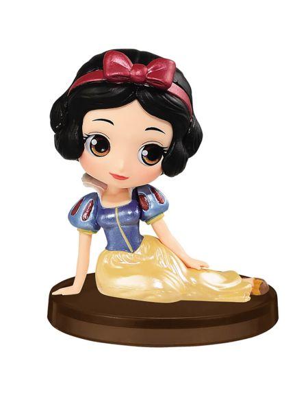 Figurine Blanche-Neige Blanche-Neige et les Sept Nains Petit Girls Festival 7 cm Disney - Banpresto Q Posket