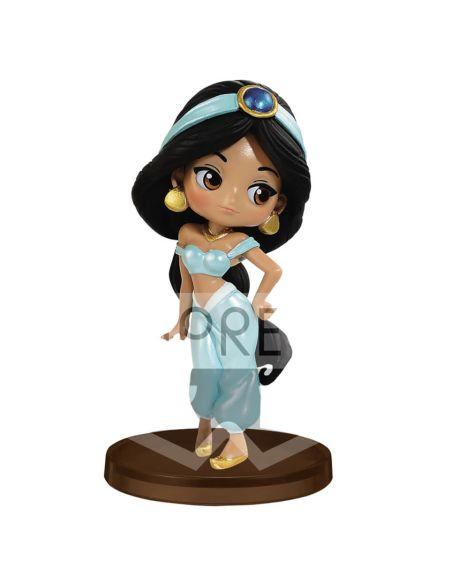Figurine Jasmine Aladdin Petit Girls Festival 7 cm Disney - Banpresto Q Posket