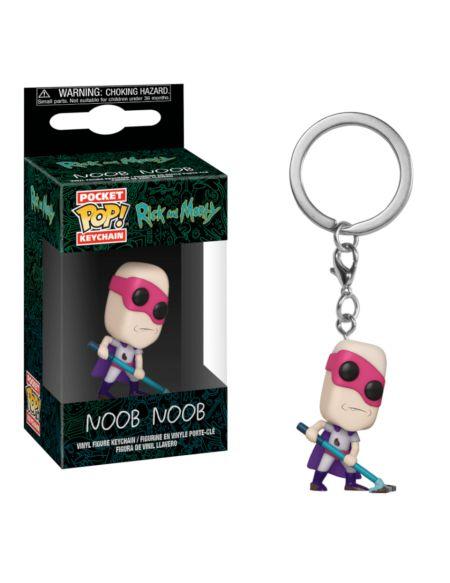 Pop! Keychain Noob Noob - Rick & Morty