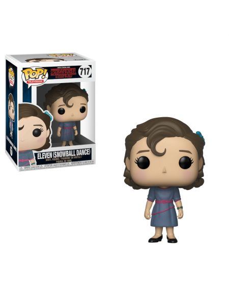 Figurine Pop! Eleven au Bal d'Hiver - Stranger Things