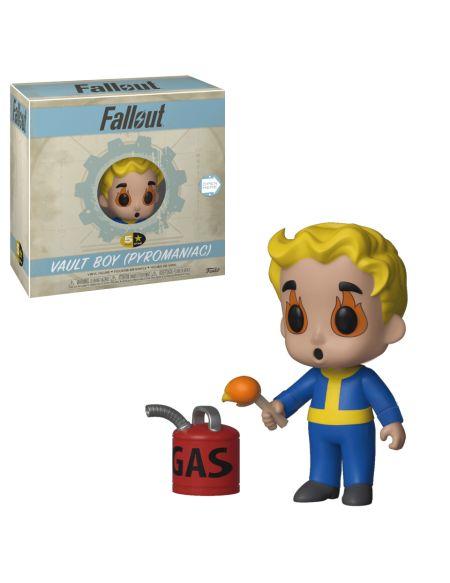 Figurine Funko 5-Star Vault Boy (Pyroman) Fallout