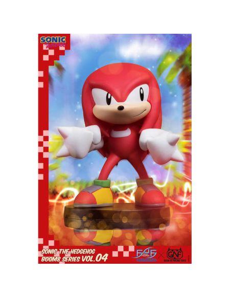 Figurine en PVC Boom8 Series Vol.04 – Sonic the Hedgehog – Knuckles 8cm