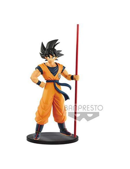 Dragon Ball Super – Figurine Banpresto – Son Goku – Édition limitée du 20e film – 20 cm