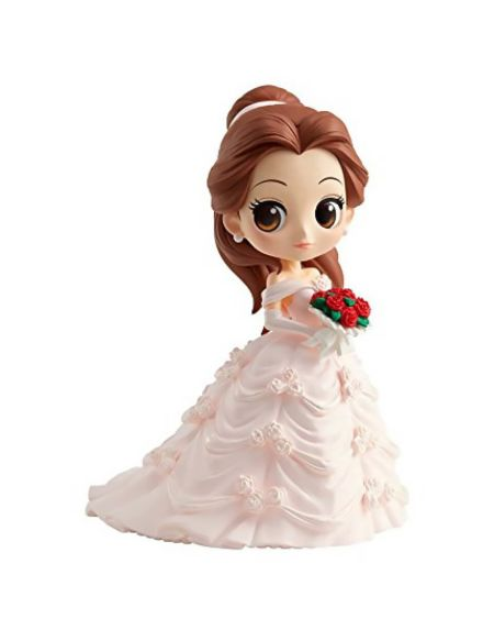 Figurine Belle Dreamy Style 14 cm (Version Classique) Disney - Banpresto Q Posket