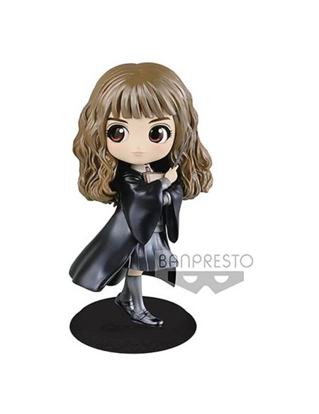 Harry Potter – Figurine Banpresto Q Posket – Hermione Granger 14 cm (Pearl Colour Version)