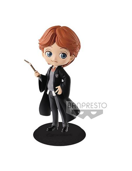 Harry Potter – Figurine Banpresto Q Posket – Ron Weasley – 14 cm (Normal Colour Version)