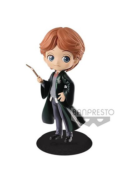 Harry Potter – Figurine Banpresto Q Posket – Ron Weasley – 14 cm (Pearl Colour Version)