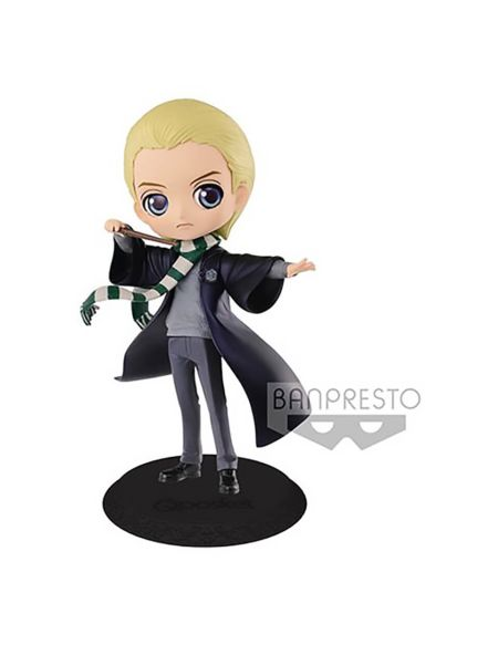 Harry Potter – Figurine Banpresto Q Posket – Drago Malefoy – 14 cm (Pearl Colour Version)