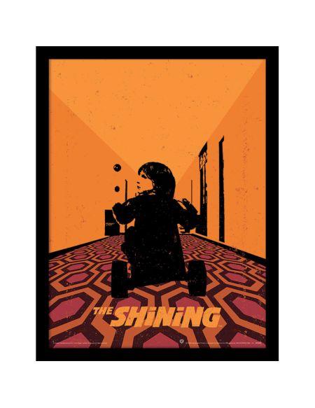 The Shining (Corridor) Framed 30 x 40cm Print
