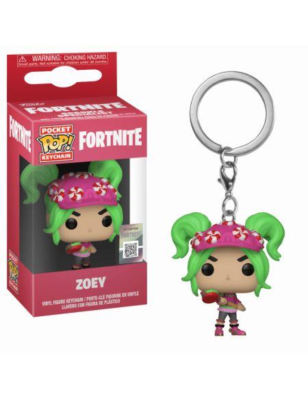 Pop! Keychain Zoey - Fortnite