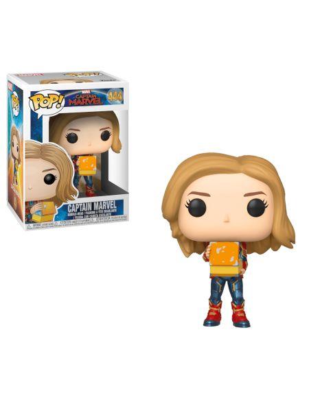 Figurine Pop! Captain Marvel avec Boîte - Captain Marvel
