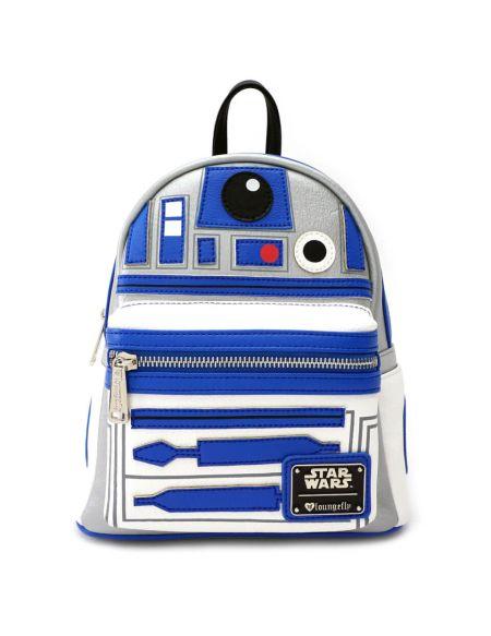 Mini Sac à Dos Loungefly Star Wars R2D2