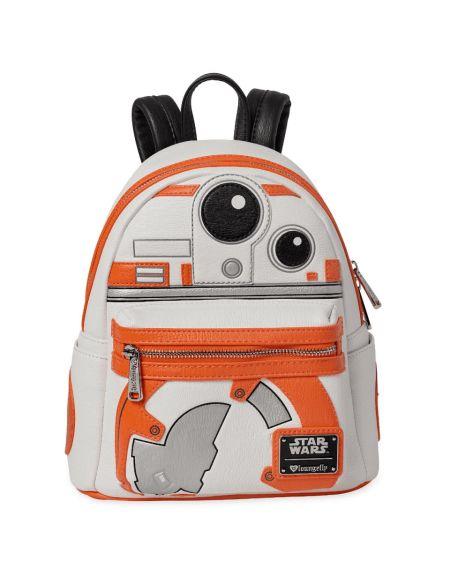 Mini Sac à Dos Loungefly Star Wars BB8