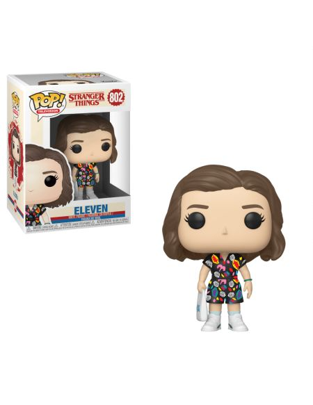 Figurine Pop! Eleven (Tenue de shopping) - Stranger Things
