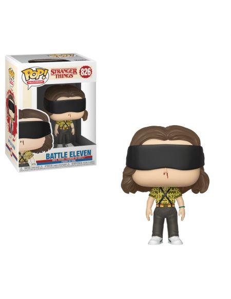 Figurine Pop! Battle Eleven - Stranger Things