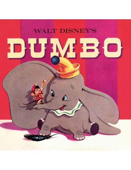Dumbo 40 x 40cm Canvas Print