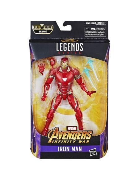 Figurine Marvel Legends 15 cm - Avengers Infinity War - Iron Man