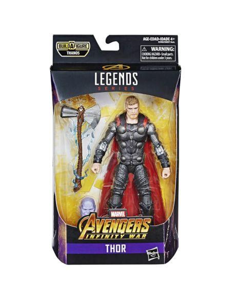 Figurine Marvel Legends 15 cm - Avengers Infinity War - Thor
