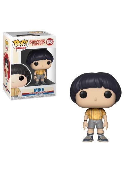Figurine Pop! Mike (Saison 3) - Stranger Things