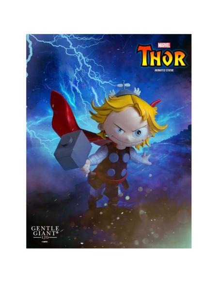 Gentle Giant Marvel Comics Thor Animated Statue