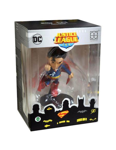 Herocross Justice League PVC Action Figure Superman 9 cm