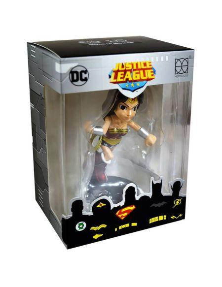 Herocross Justice League PVC Action Figure Woman Wonder 9 cm