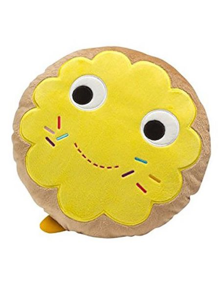 Kidrobot Yummy World 12 Yellow Donut Toy Designer Plush