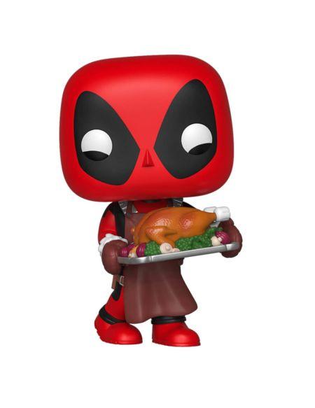 Figurine Pop! Deadpool - Marvel Noël