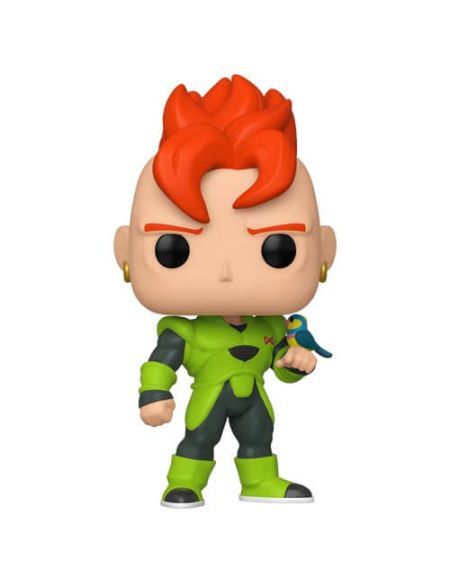 Figurine Pop! Android 16 - Dragon Ball Z