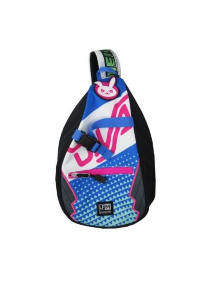 Loungefly Overwatch D.Va Sling Backpack