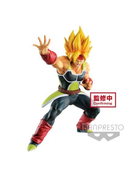 Banpresto Dragon Ball Z Bardock Statue
