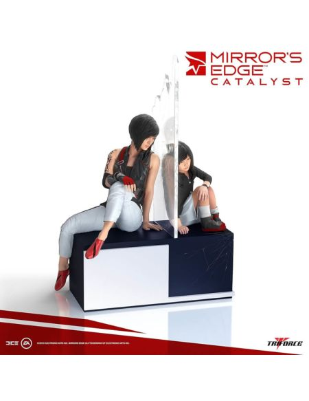 Mirror's Edge Catalyst Collector's Edition Statue - 35cm
