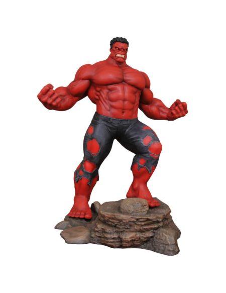 Diamond Select Marvel Gallery Red Hulk Statue