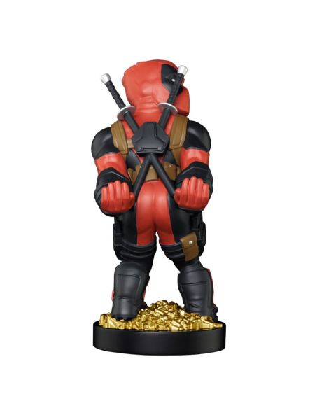 Figurine Support Chargeur Manette 20 cm Deadpool Smart Ass - Marvel