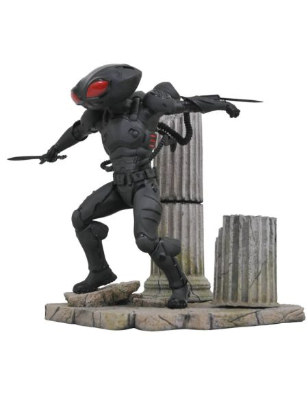Diamond Select DC Comics Gallery Aquaman Movie Black Manta PVC Statue