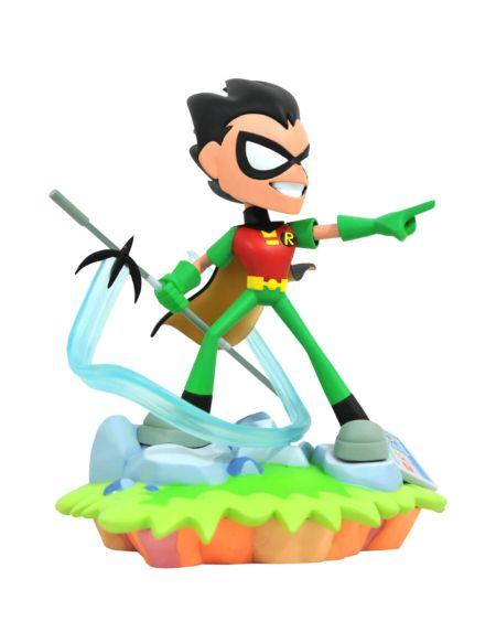 Diamond Select DC Gallery Teen Titans Go Robin PVC Statue