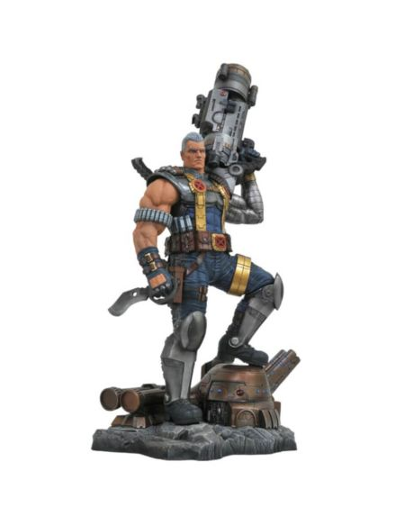 Diamond Select Marvel Premier Cable Statue