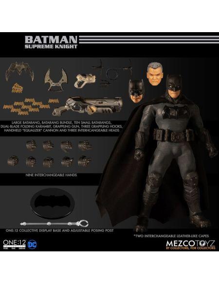 Mezco One:12 Collective Batman: Supreme Knight