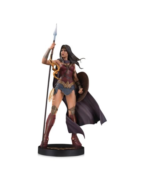 DC Designer Ser Wonder Woman By Jenny Frison Statue