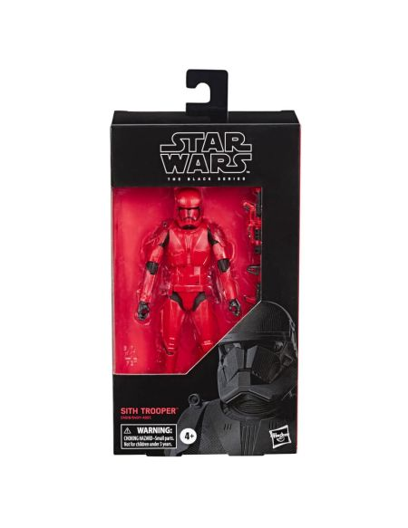 Hasbro Star Wars The Black Series Sith Trooper Collectible Action Figure