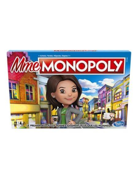 Jeu de société Mme Monopoly