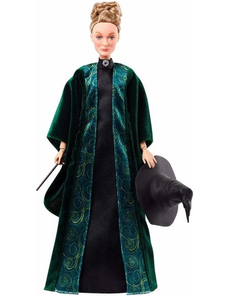 Poupée Figurine Harry Potter Prof McGonagall