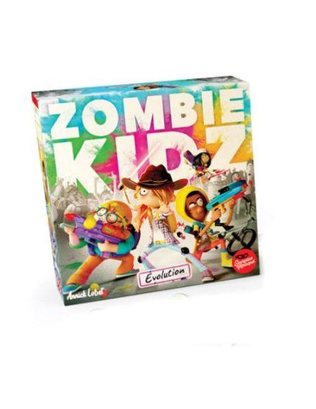 Jeu de société Asmodée Zombie Kidz Évolution
