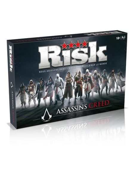 Jeu de société Winning Moves Risk Assassin's Creed