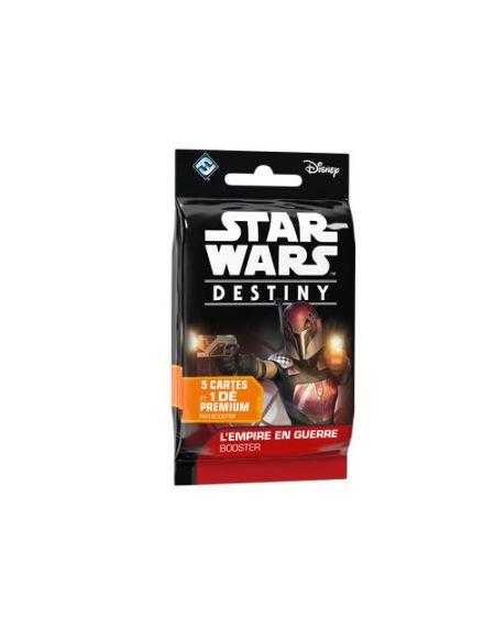 Booster Asmodée Star Wars Destiny L'Empire en guerre