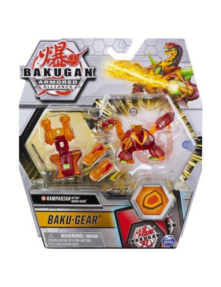 Coffret 1 Bakugan Ultra avec Baku Gear Saison 2 Modèle aléatoire