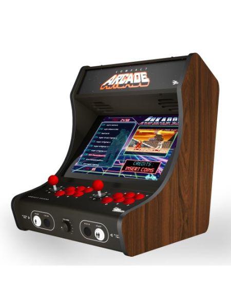 Borne d'arcade compacte décorée Neo Legend Vintage Arkador
